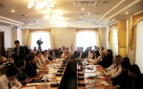 Председатель МОО «За права семьи» выступил на круглом столе в Верховной Раде Украины