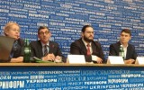 Председатель МОО «За права семьи» принял участие в пресс-конференциях и во встрече с депутатами Верховной Рады Украины